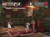 NBA Street V3 - Pluie de tricks by night