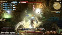 Final Fantasy XIV - Donjons instanciés