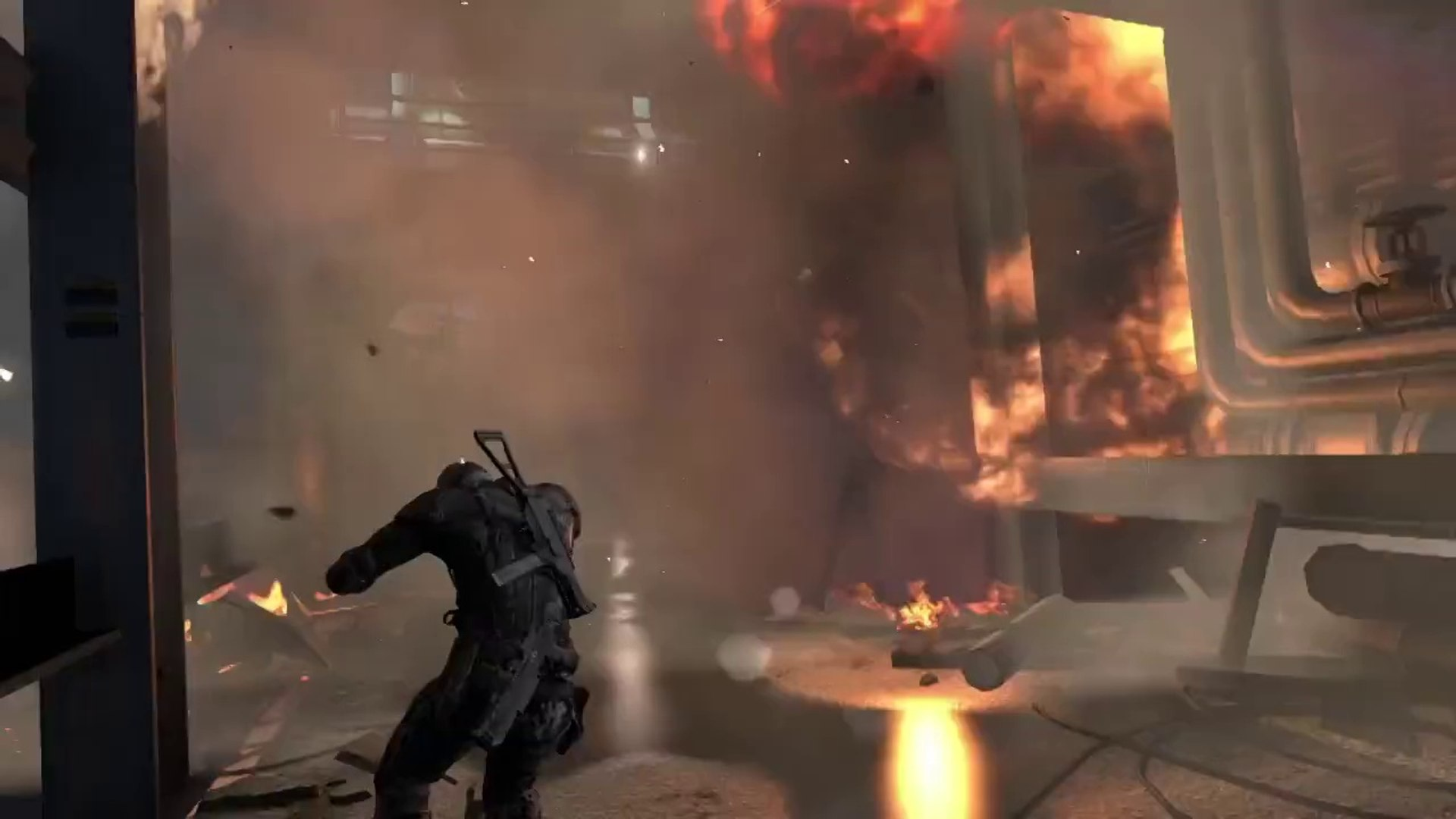 Splinter Cell : Blacklist - Inauguration Trailer