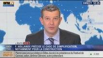 L'Édito éco de Nicolas Doze: Choc de simplification: Est-ce un progrès ? - 09/01