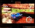 Sega Rally - Gameplay à la GC 2007