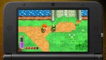 The Legend of Zelda : A Link Between Worlds - The Legend of Zelda: A Link Between Worlds E3 Trailer