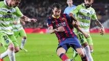 Barcelone écrase Getafe en 8ème de finale aller de la Coupe du Roi (4-0)