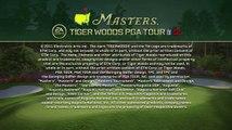Tiger Woods PGA Tour 12 : The Masters - Jim Nantz au micro
