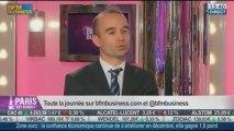 Made in Paris: Nicolas Petit, AEW Europe, dans Paris est à vous - 09/01