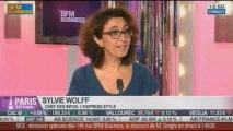 Le Rendez-vous du jour: Sylvie Wolff, Express Styles, dans Paris est à vous - 09/01