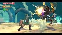 The Legend of Zelda  : Skyward Sword - Skyview Temple (version US)