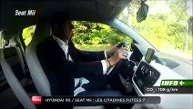 Comparatif : Hyundai i10 II / Seat Mii (Emission Turbo du 17/11/2013)