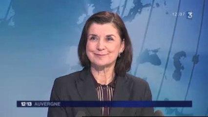 Municipales à Clermont-Ferrand: Odile Vignal, EELV, invitée du JT du 09/01/14