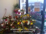 FLEURISTE PERPIGNAN FLORAJET MAGASIN DE FLEURS  BOUQUET LIVRAISON FLEUR A DOMICILE MARIAGE