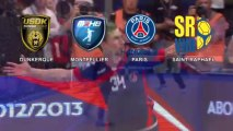 Bande Annonce du Final Four de la Coupe de la Ligue de handball 2014