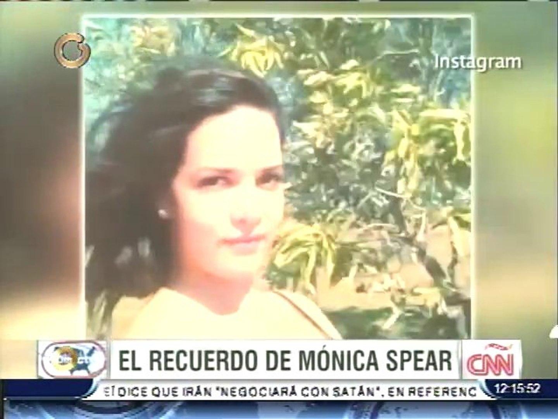 """Mónica Spear """"vivía para ser feliz, vivía para su hija"""""""