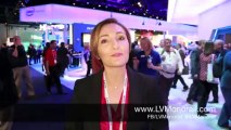 Las Vegas Monorail Coverage of CES 2014 | Las Vegas Transportation pt. 1