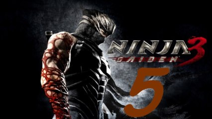 Let´s play Ninja Gaiden 3 part 5# Helicopter Bosskampf