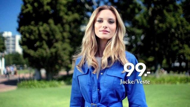 Fabiana Semprebom in ELLOS Ad spot (Spring-Summer 2012)