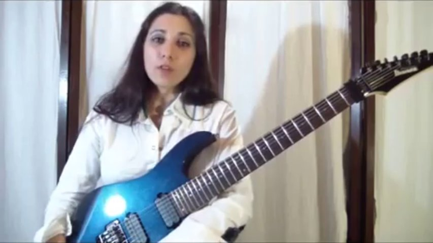 Lead Guitar Lesson – All 5 Pentatonic Guitar Shapes with Tapping Technique – Shred Guitar