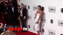 Jessica Alba PCA 2014 Red Carpet