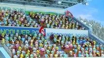 Mario & Sonic aux Jeux Olympiques d'Hiver - [E3 2009] Trailer E3