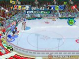 Mario & Sonic aux Jeux Olympiques d'Hiver - Mario Strikers Charged Hockey