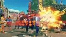Super Street Fighter IV - Nouveaux costumes