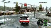 WRC - Attention ça glisse !!!