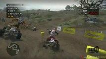 MX vs. ATV : Extrême Limite - Dans la boue