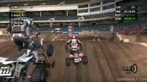 MX vs. ATV : Extrême Limite - De justesse