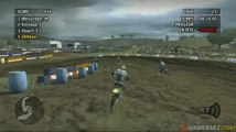 MX vs. ATV : Extrême Limite - La chute du monster truck