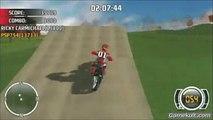 MX vs. ATV : Extrême Limite - Quelques acrobaties