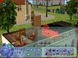 Les Sims 2 : La Vie en Appartement - Raggal emménage dans son nouvel appartement
