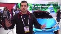 Toyota FCV Concept Overview - CES 2014 - TechnoBuffalo