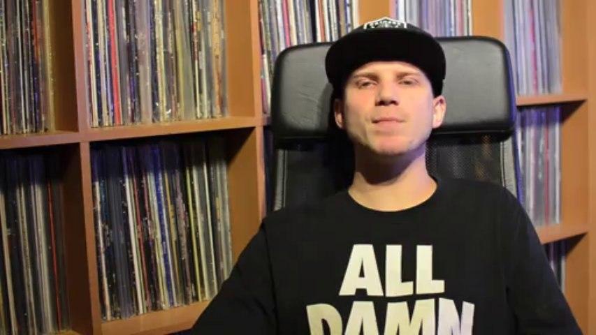 DJ Dysfunkshunal teaser for Dream City (January 10 2014 -Tirana, Albania)