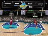 NBA Live 08 - Petit concours de dunks