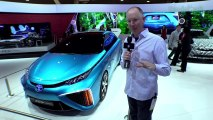 CES 2014: Toyota Announces Hydrogen Fuel Cell Vehicle for 2015 Release - GeekBeat.TV