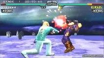 Tekken : Dark Resurrection - Paul : la correction