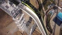 Verrückt : Toboggan Aquatique le plus grand du monde 2014