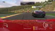 Forza Motorsport 5 - Direct Feed Gameplay Spa-Francorchamps