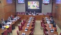 Audition de représentants de syndicats nationaux pénitenciaires - Jeudi 30 Mai 2013