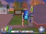 Les Sims 2 : Animaux & Cie - Petite promenade en centre ville