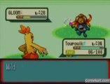 Pokémon Saphir - Gloom vs Lombre