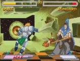 Dual Blades - Arcade mode