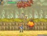 Metal Slug Advance - Premiers combats