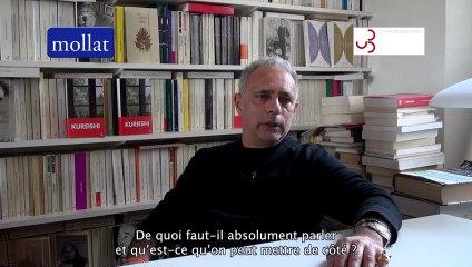 Vidéo de Hanif Kureishi
