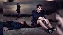 Miley Cyrus pose pour Marc Jacobs