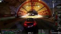 TrackMania² : Canyon - Accident tragique de nuit