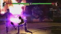 Mortal Kombat vs. DC Universe - Kombat Modes