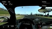 Gran Turismo 5 Prologue - Une belle raquette en BMW 135i