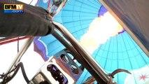 Montgolfiades: spectaculaire envolée de montgolfières ce week-end au Mont Blanc - 10/01