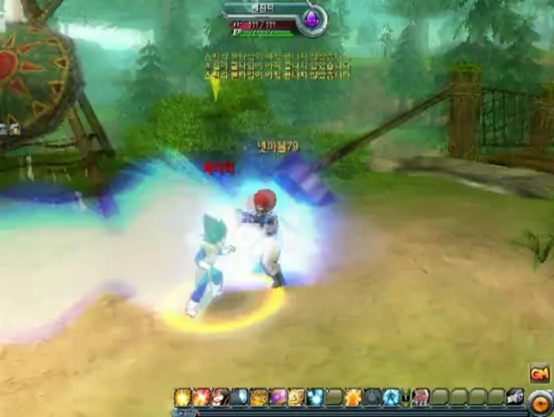 Dragon Ball Online - Combat