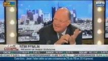 Rémy Pflimlin, France Télévisions, dans L'Invité de BFM Business - 10/01
